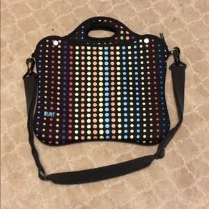 Handbags - Built laptop bag